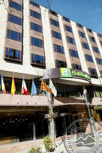 HOLIDAY INN ANDORRA LA VELLA 5 * - Andora