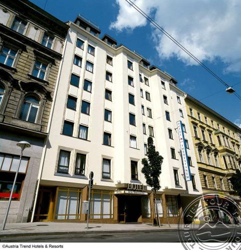 BEIM THERESIANUM AUSTRIA TREND HOTEL 3 * - Austrija