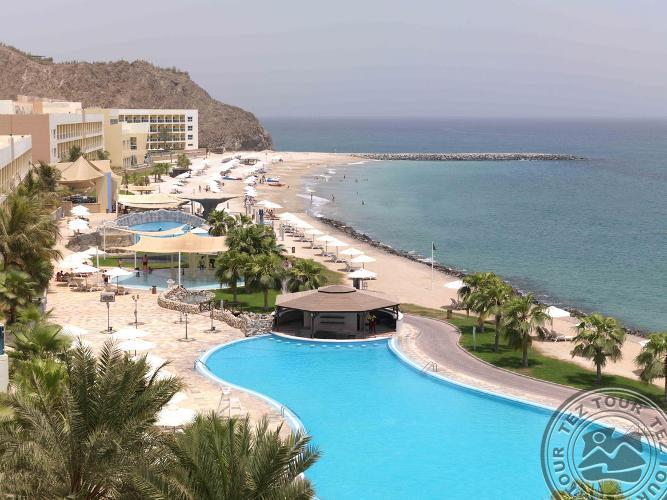RADISSON BLU RESORT FUJAIRAH 5 * - ОАЭ