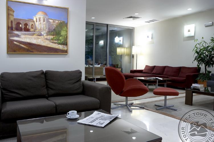 ANGELA SUITES + LOBBY HOTEL 3 * - Graikija