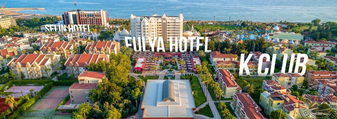 KAMELYA FULYA HOTEL 5 * №47