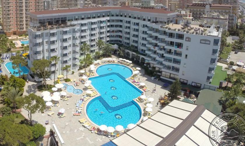 SENZA HOTELS GRAND SANTANA HOTEL 4 * - Турция