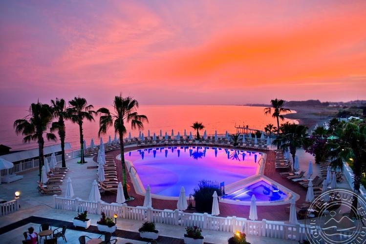 FLORA GARDEN BEACH 5 * - Turkija