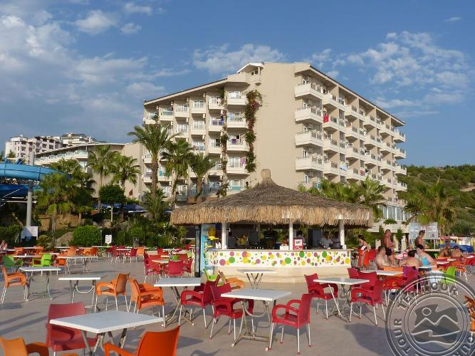 MIRADOR RESORT & SPA HOTEL - Инжекум - Алания, Турция