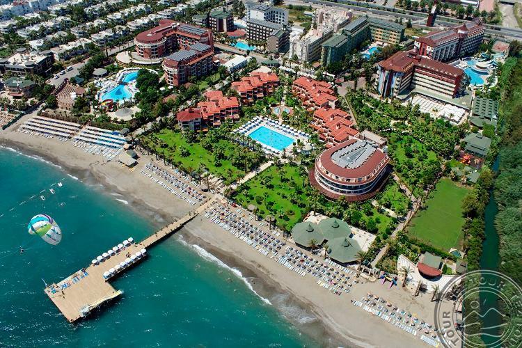 SAPHIR HOTEL 4 * - Alanija, Turkija