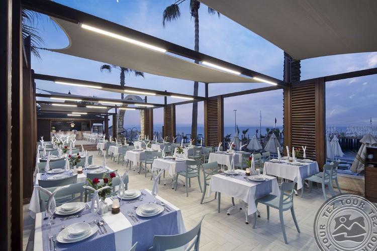 SAPHIR HOTEL - Alanija, Turkija