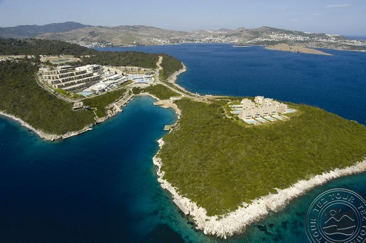 HILTON BODRUM TURKBUKU RESORT & SPA 5 * - Turkija