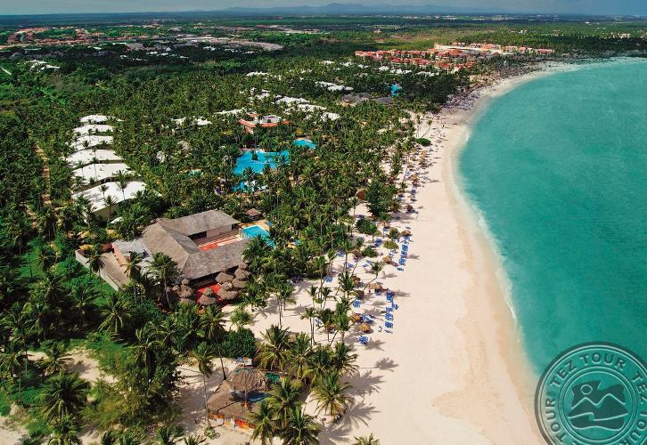 MELIA CARIBE BEACH RESORT 5 * №1