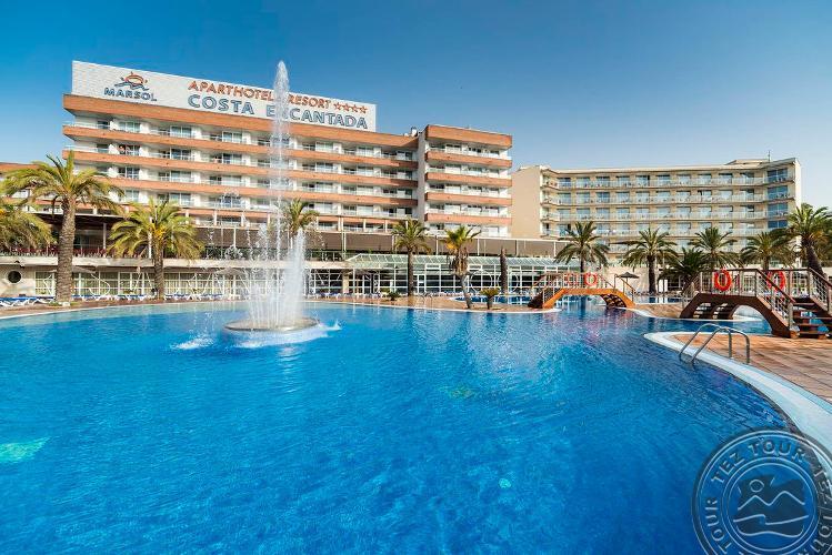 Costa Encantada Aparthotel 4 * - Kostabrava, Spānija
