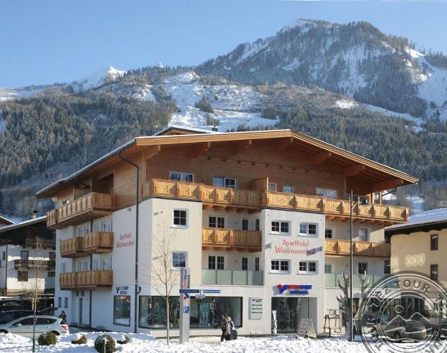WAIDMANNSHEIL APARTHOTEL (KAPRUN) 4 * - Austrija