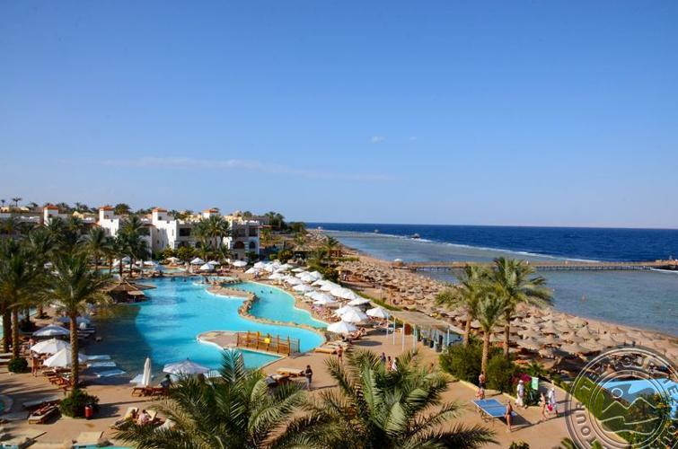 REHANA ROYAL BEACH RESORT, AQUA PARK & SPA 5 * - Šarm Aš Šeichas, Egiptas