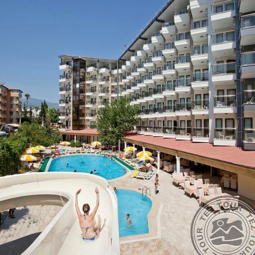 MONTE CARLO HOTEL 4 * №2