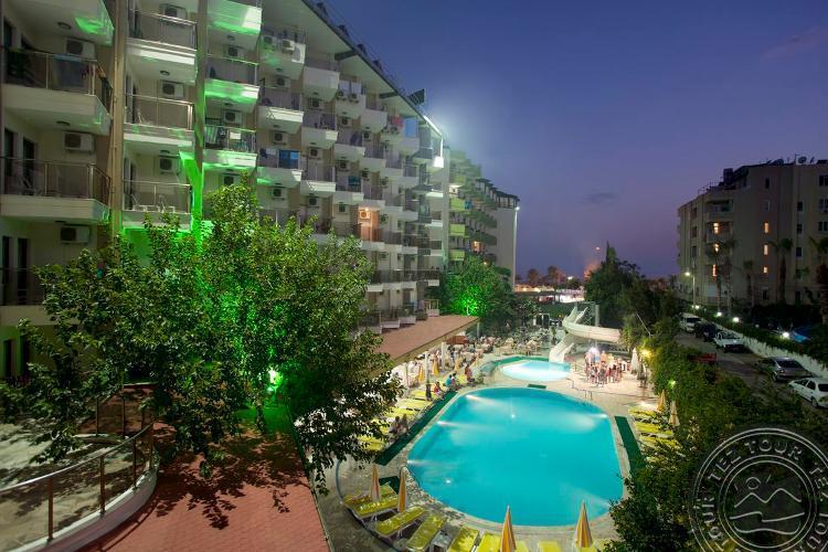 MONTE CARLO HOTEL 4 * №3