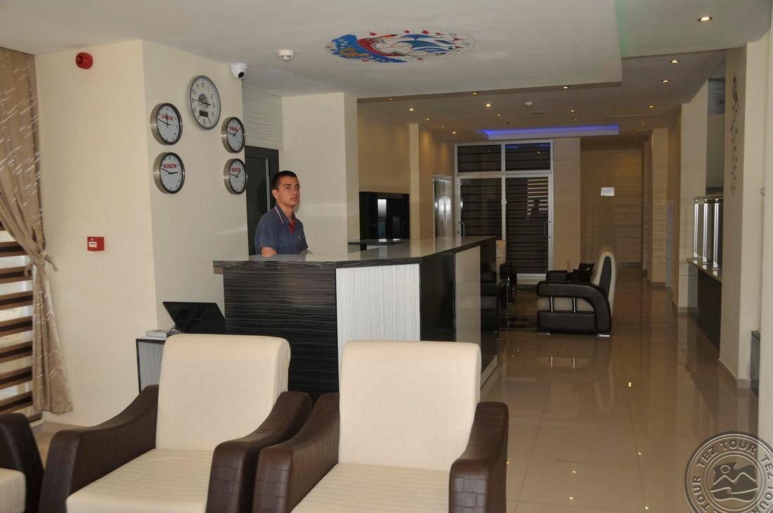 MONTE CARLO HOTEL 4 * №12