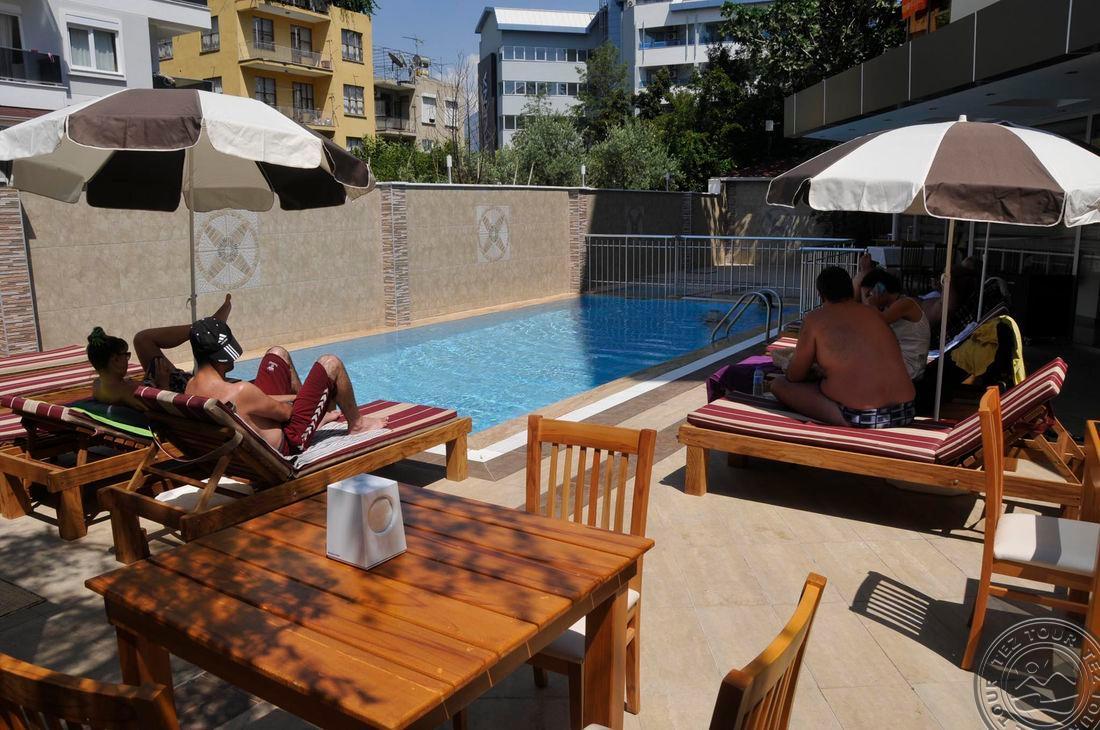 MONTE CARLO HOTEL 4 * №13
