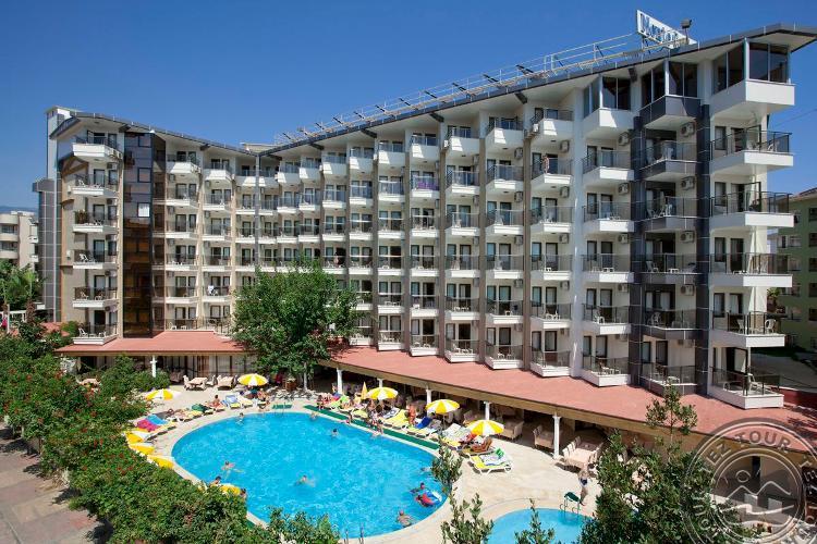 Monte Carlo Hotel 4 * - Инжекум - Алания, Турция