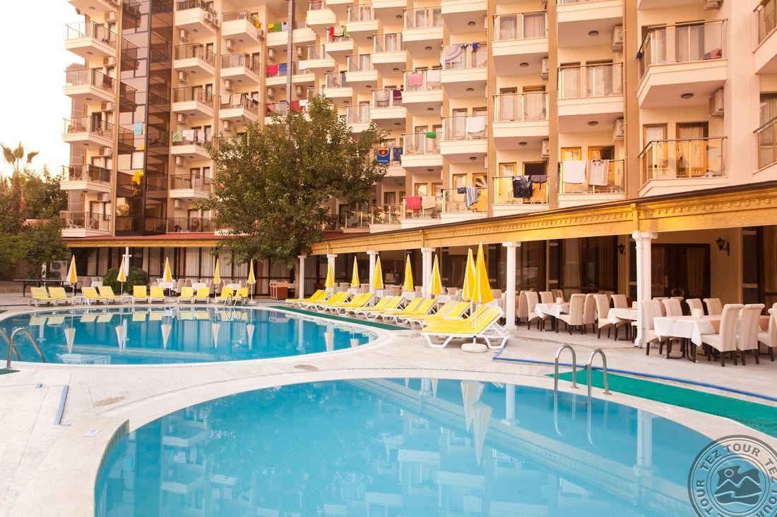 MONTE CARLO HOTEL 4 * №27