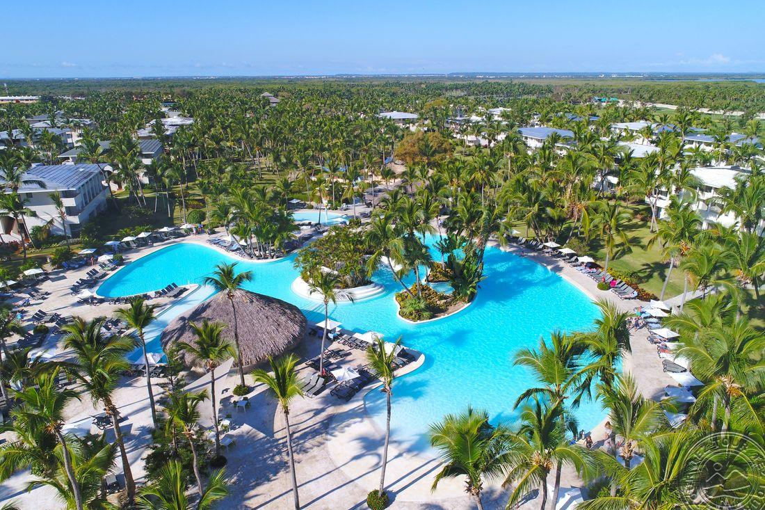 CATALONIA BAVARO BEACH, GOLF & CASINO RESORT 5 *