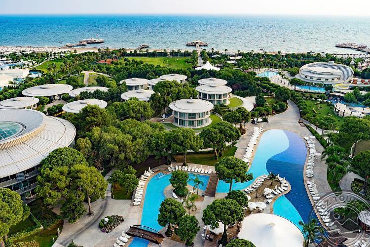 Calista Luxury Resort 5 * - Белек, Турция