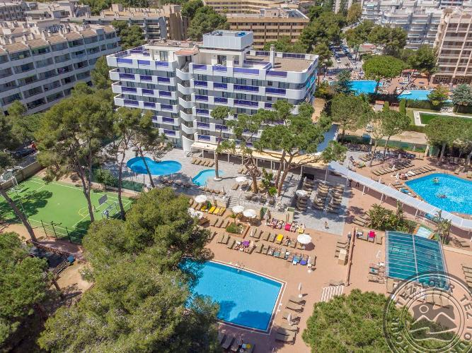 GOLDEN PORT SALOU & SPA 4 * - Ispanija