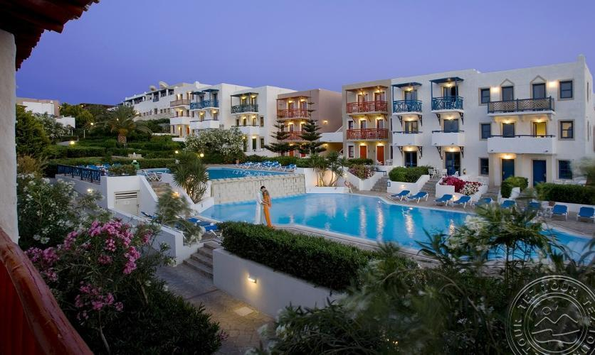 ALDEMAR CRETAN VILLAGE BEACH RESORT 4+ * - Graikija