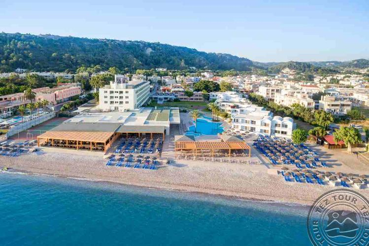 AVRA BEACH RESORT HOTEL & BUNGALOWS 4 * - Graikija