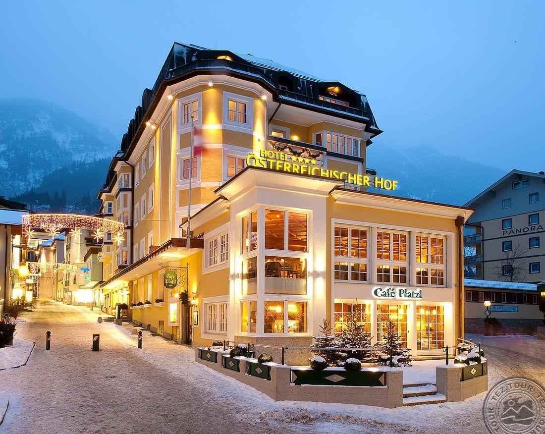 OESTERREICHISCHER HOF HOTEL (BAD HOFGASTEIN) 4 *