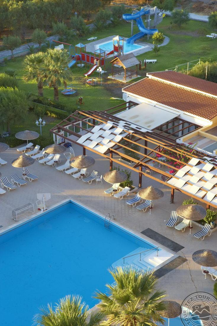 PEGASOS BEACH HOTEL & RESORT 4 * №4
