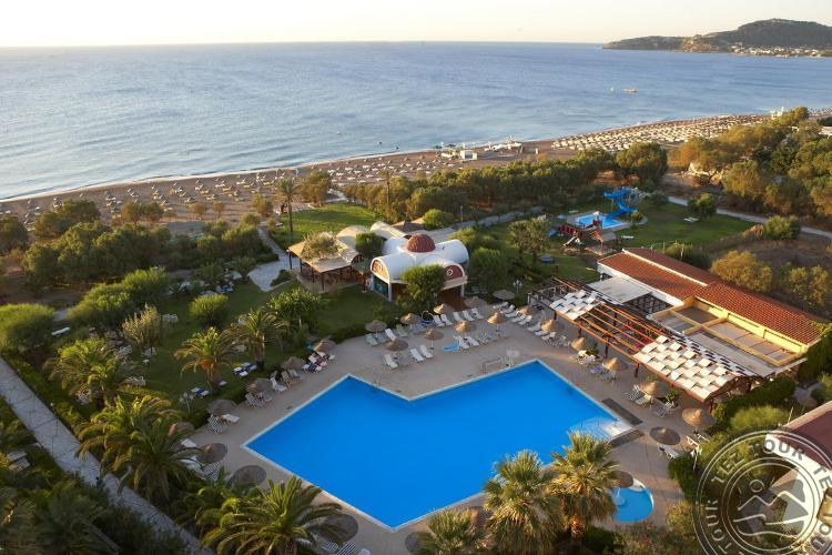 PEGASOS BEACH HOTEL & RESORT 4 * - Родос - Калифеа/Фалираки, Греция