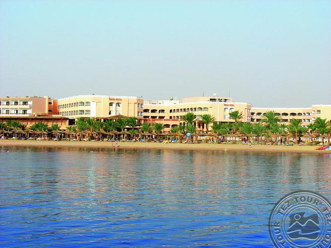 BEACH ALBATROS RESORT HURGHADA 4 * - Hurgada, Egiptas