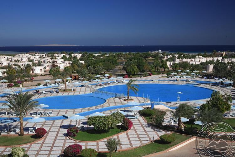PHARAOH AZUR RESORT 5 * - Egiptas