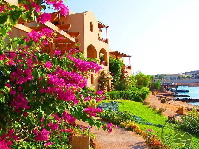 SULTAN BEY HOTEL 4 * - El Guna, Egiptas