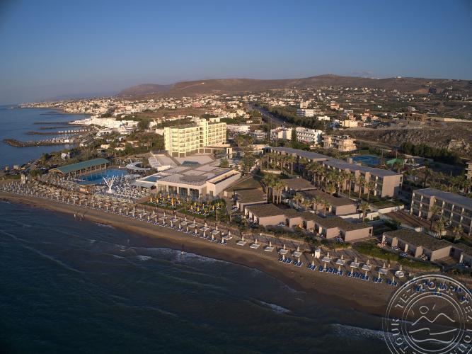 ARINA BEACH HOTEL & BUNGALOWS 4+ * - Graikija