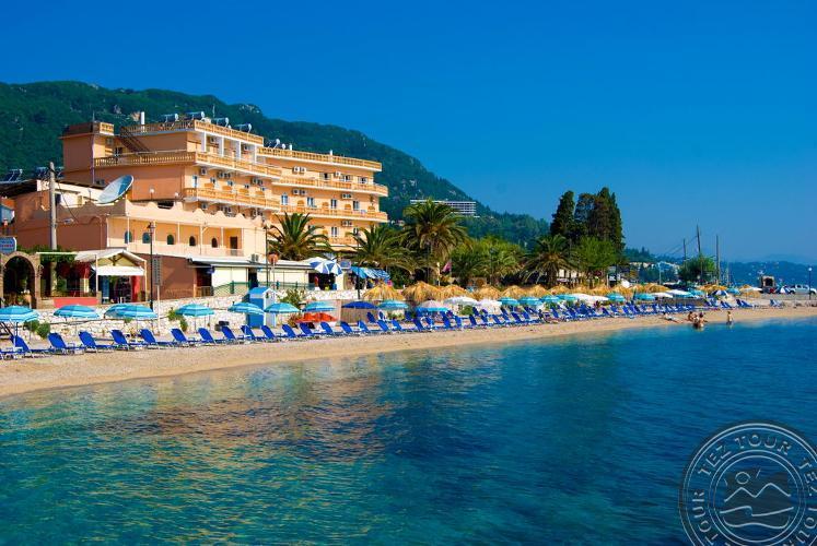 Potamaki Beach Hotel 3 * - Корфу, Греция
