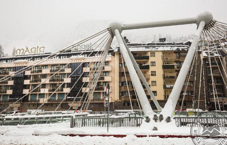 MAGIC ANDORRA 4 * - Andora