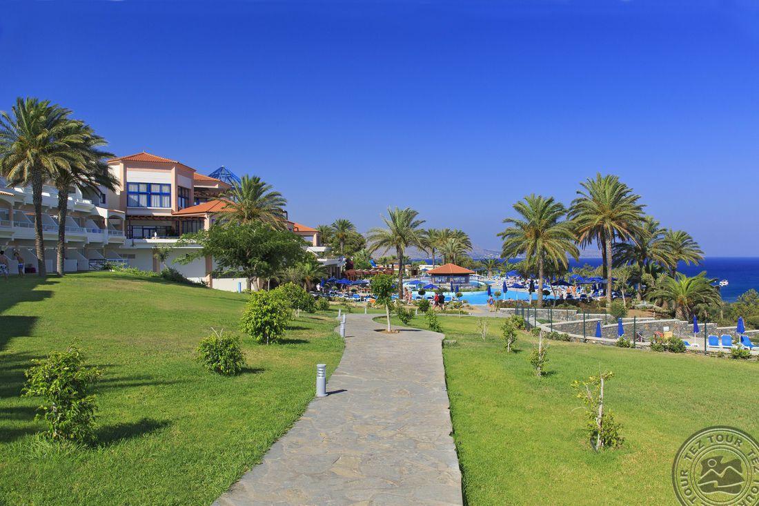 RODOS PRINCESS BEACH HOTEL 4 * №2