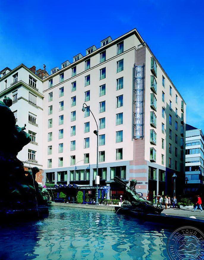 EUROPA AUSTRIA TREND HOTEL 4 * №1