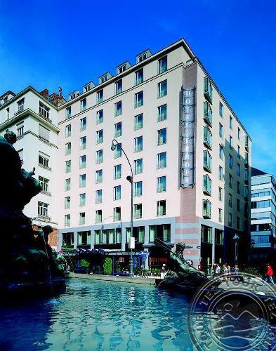 EUROPA AUSTRIA TREND HOTEL 4 * - Вена, Австрия