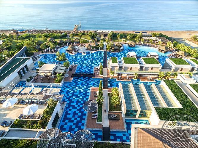 SHERWOOD SENSIMAR BELEK RESORT & SPA 5 * - Turkija