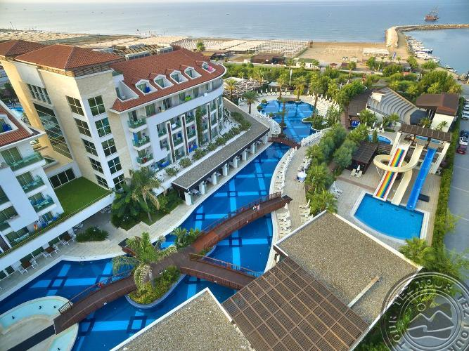 Sunis Evren Beach Resort & Spa 5 * - Сиде, Турция