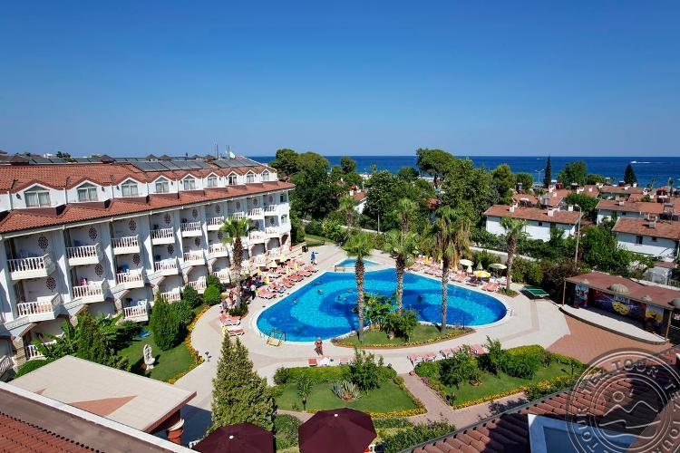 Larissa Sultan's Beach Hotel 4 * - Кемер, Турция