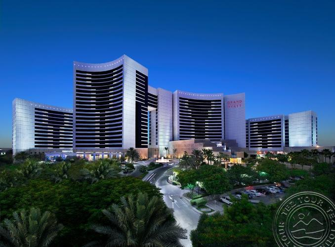 GRAND HYATT DUBAI 5 * - JAE