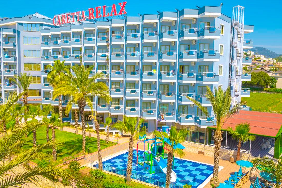 CARETTA RELAX HOTEL 4 * №11