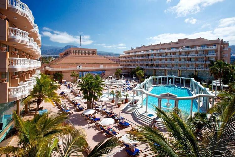 CLEOPATRA PALACE HOTEL 4+ * - Ispanija