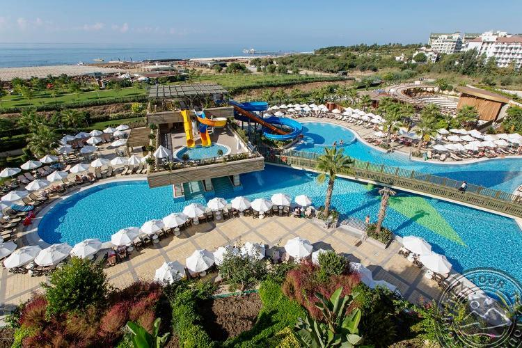 CRYSTAL PALACE LUXURY RESORT & SPA 5 * - Turkija