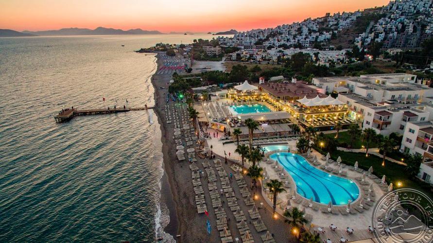 ARMONIA HOLIDAY VILLAGE&SPA 5 * - Turkija