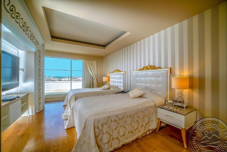 KAMELYA SELIN HOTEL - Sidė, Turkija