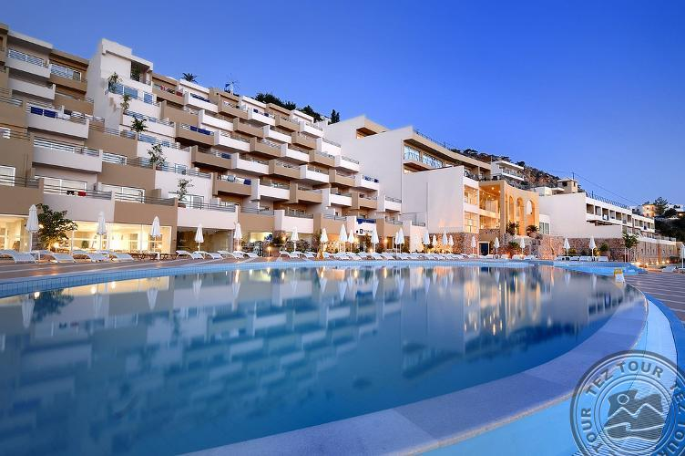 BLUE MARINE RESORT & SPA HOTEL 5 * - Graikija
