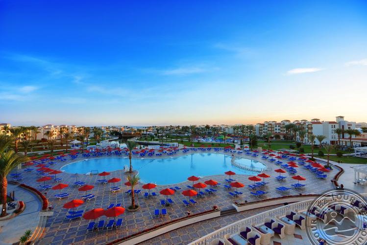 DANA BEACH RESORT - Hurgada, Egiptas