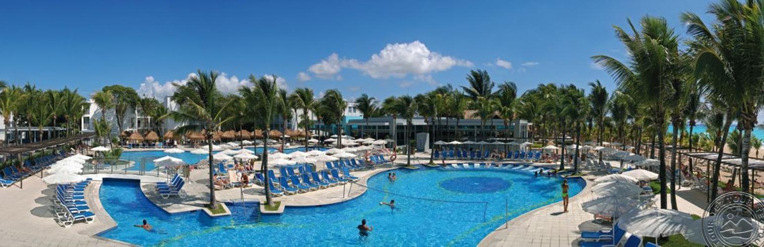 Riu Yucatan 5 * - Плайя-дель-Кармен, Мексика